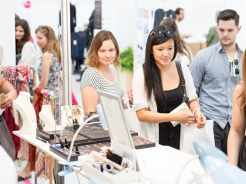 Bilder zum Artikel Designermesse blickfang bei der imm in Köln | nagame