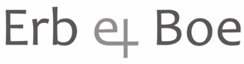 Logo ERB et BOE