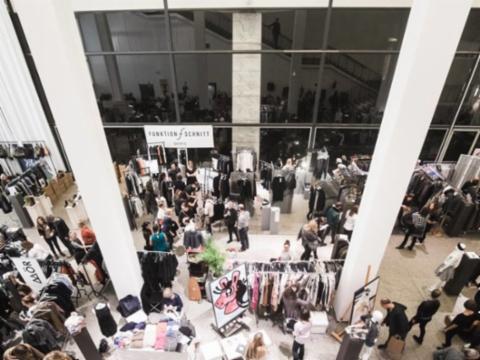 Bilder zum Artikel Super Fashion Markt im MAKK in Köln | nagame