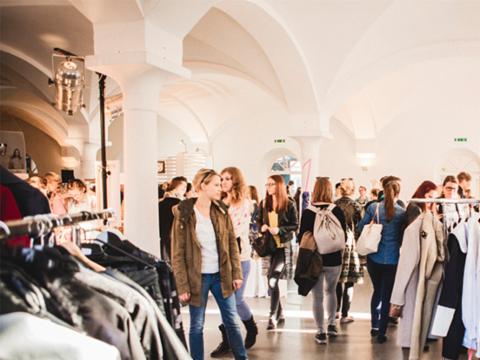 Bilder zum Artikel FashionYard Designer Pop-up Store und Fashion-Event in München | nagame